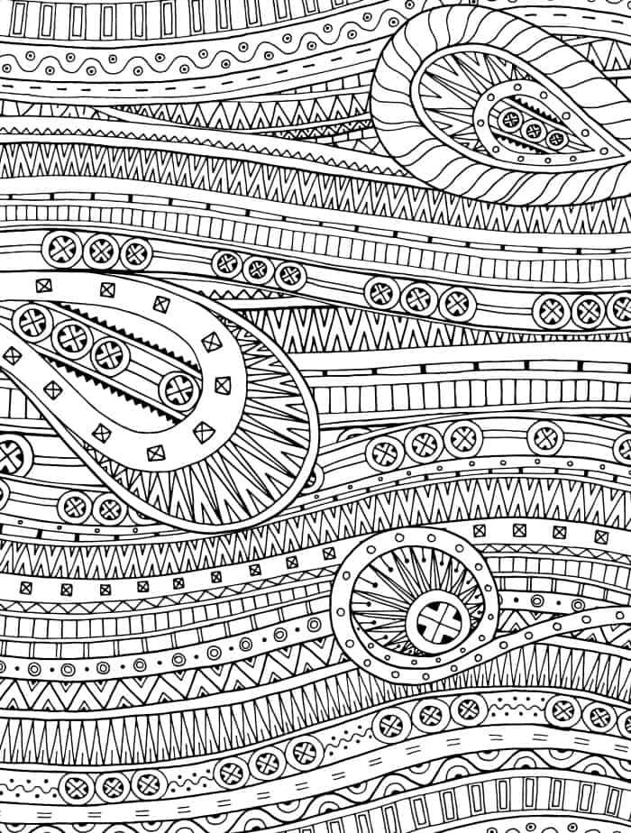 free printable beautiful and busy adult coloring pages upload