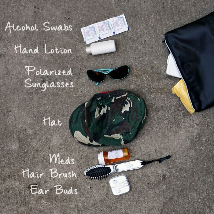 how to make an emergency migraine kit tutorial