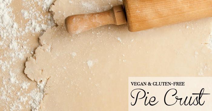 vegan and gluten-free pie crust fb