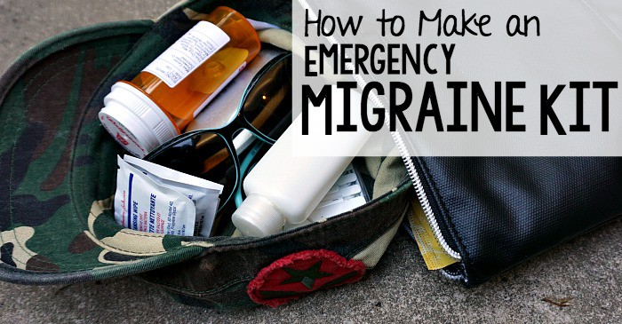 what should you have for a migraine attack fb