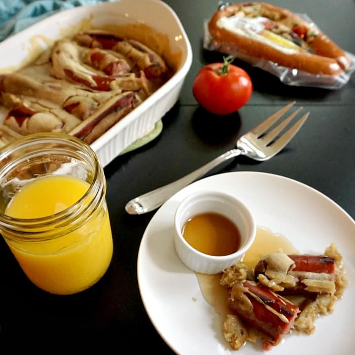 wheat-free toad in the hole recipe random