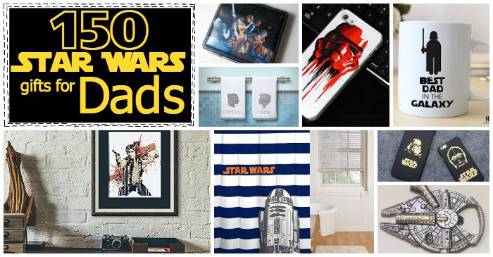 150 star wars gifts for dads fb
