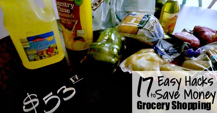 17 easy hacks to save money grocery shopping fb