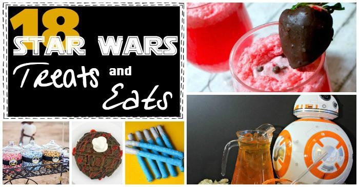 18 Star Wars Treats and Eats fb