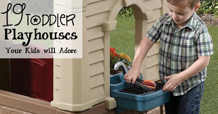 19 toddler playhouses your kids will adore fb
