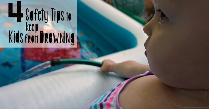 4 Safety Tips to Keep Kids Safe From Drowning fb