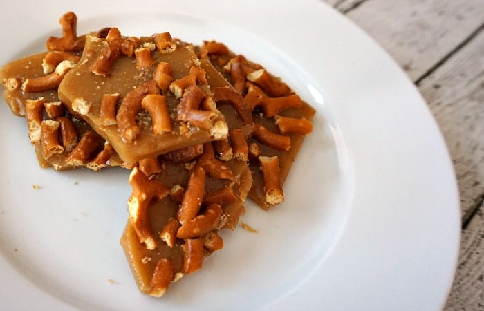 Nut-Free Pecan Praline recipe feature