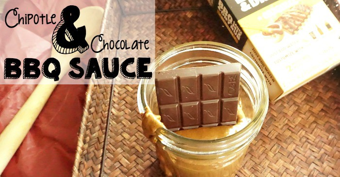 chipotle & chocolate bbq sauce recipe fb