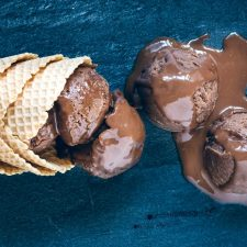 Gluten-Free & Vegan Death By Chocolate Ice Cream