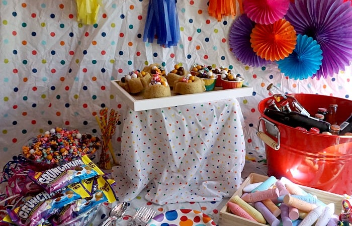 easy ideas for an end of school year party feature