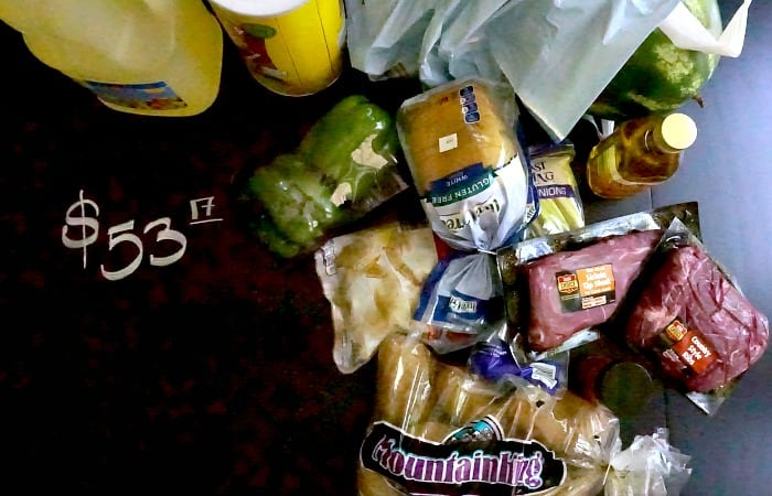 easy ways to save money on groceries feature
