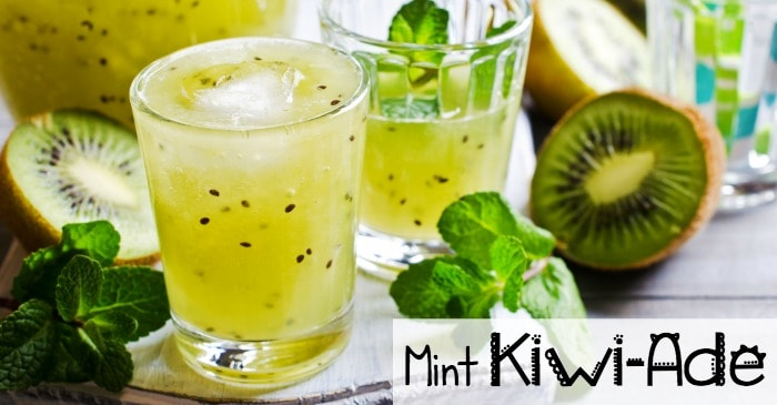 mint kiwi lemonade fb
