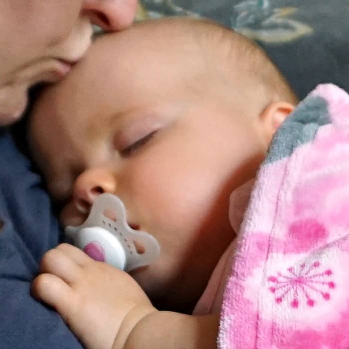 reasons to hold a baby during their nap time random