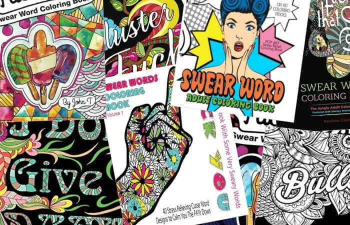 swear word coloring books for adults feature