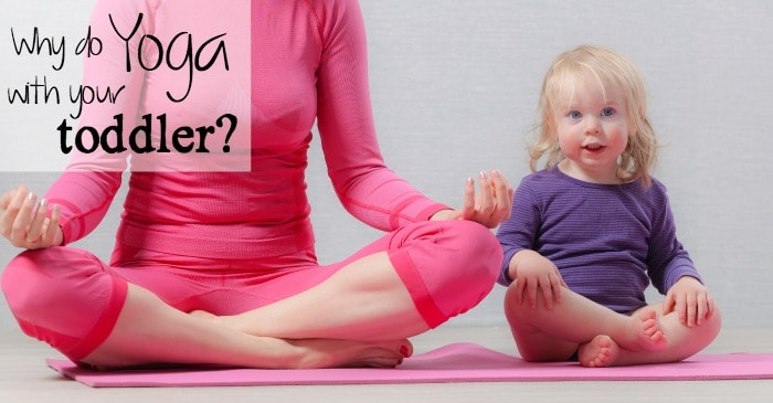 why do yoga with your toddler fb