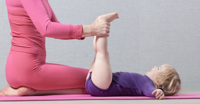 why it's a good idea to do mommy and me yoga random