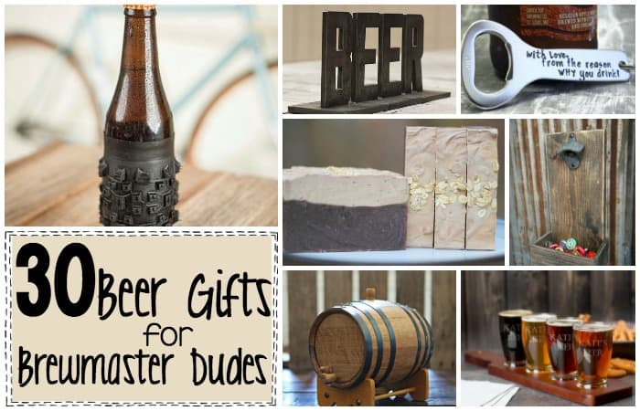 30 beer gifts for brewmaster dudes fb