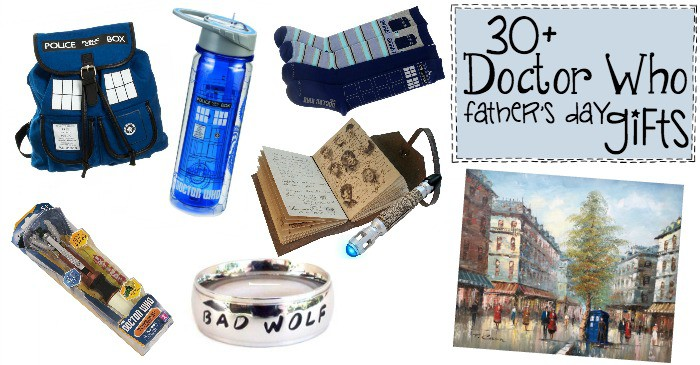 30 doctor who gifts for father's day fb