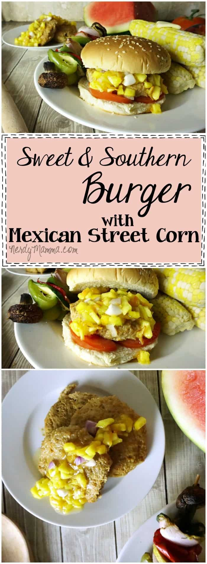 This is such an easy idea for a burger! I love it.