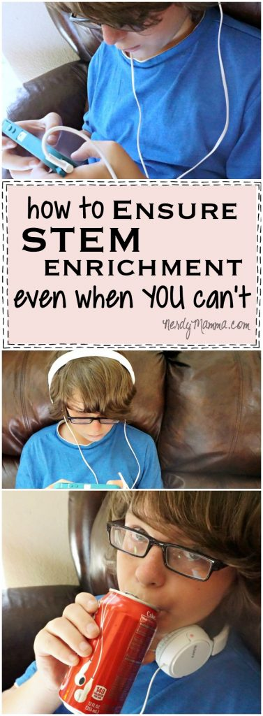 These are great ideas for helping feed your kid's STEM needs--even if you're not really able to teach it to them.