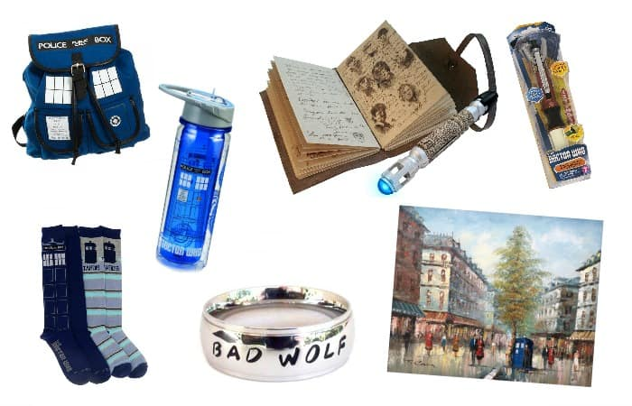dr. who father's day gifts feature