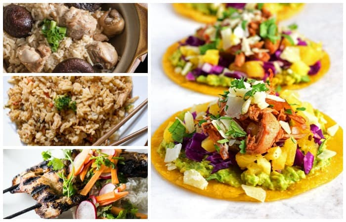 easy chicken dinner recipe ideas feature