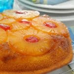 easy pineapple upside down cake recipe feature