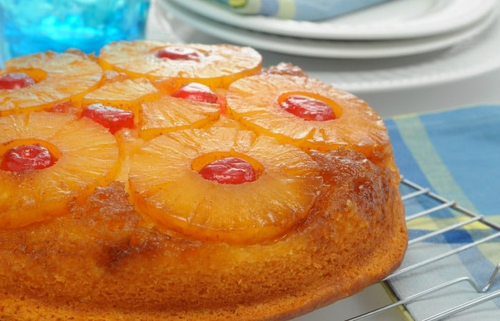 Moist Banana Pineapple Cake Recipe