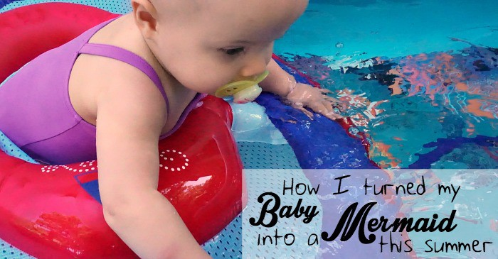 how I turned my baby into a mermaid this summer fb