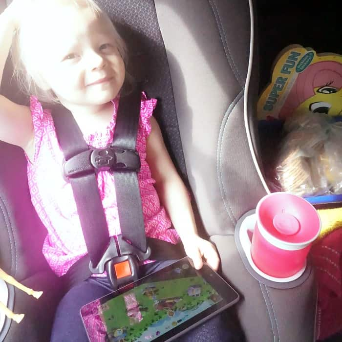 how to keep a road trip with a toddler from becoming a nightmare sq