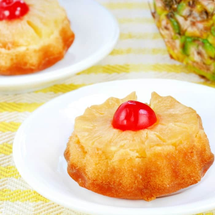 how to make an old fashioned pineapple upside down cake sq