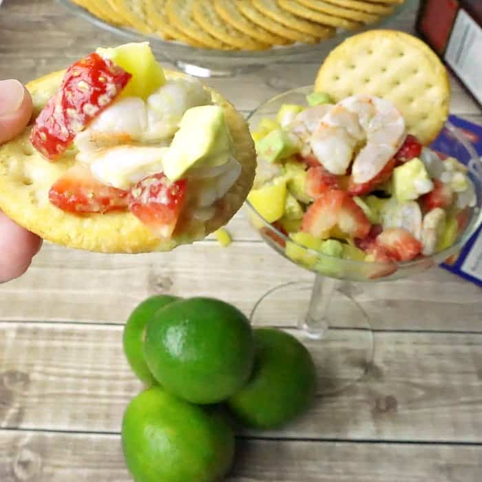 how to make a quick appetizer sq