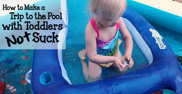 how to make a trip to the pool with toddlers not suck fb