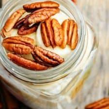 Banana Nut Bread Chia Pudding
