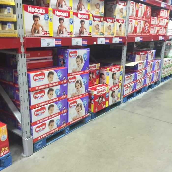 how to make diaper changes easier instore