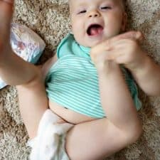 5 Crazy Diaper Changing Hacks I Wish I'd Known Before I Changed One