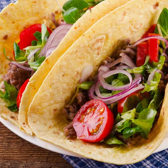 recipe for easy mexican street tacos sq