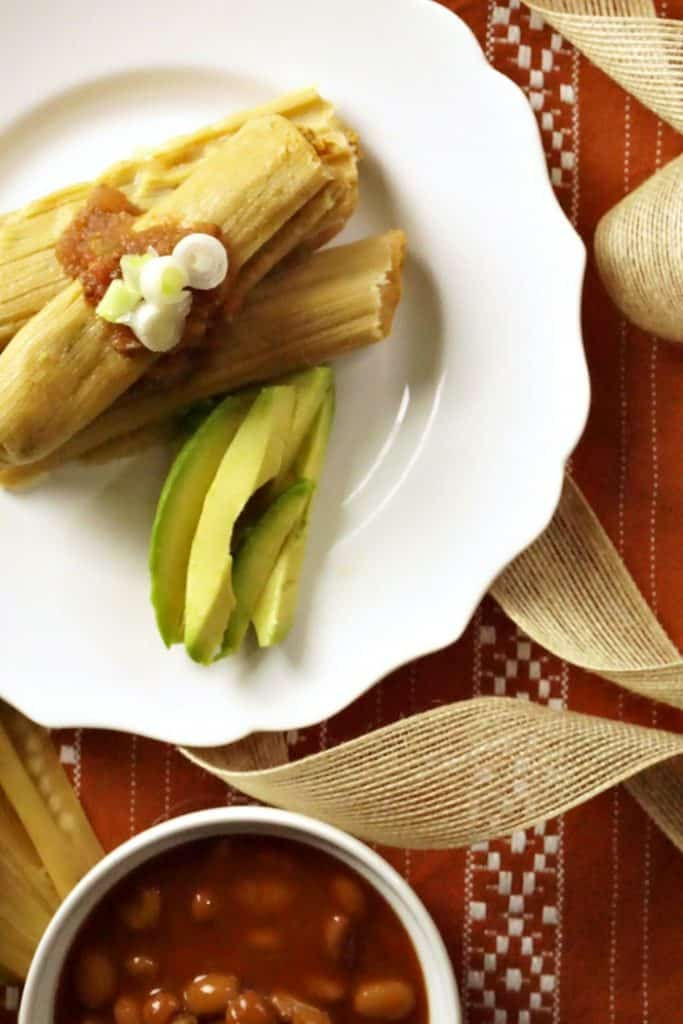 what you need to make restaurant-style tamales txt free pin