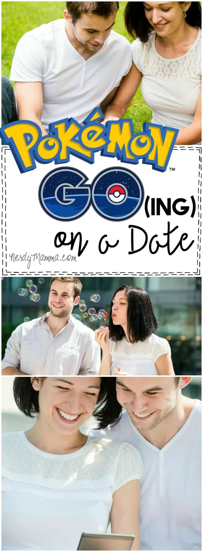 OMG! These Pokémon GO(ing) on a Date {Pokémon GO Date Ideas} are so EASY--and awesome. I can't wait now.