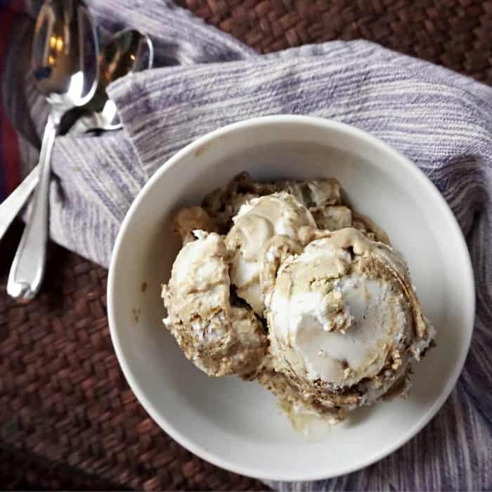 allergy-friendly muddy buddy ice cream sq