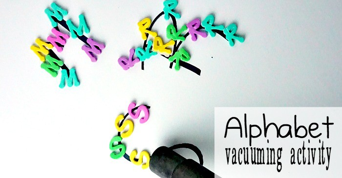 easy alphabet vacuuming activity fb
