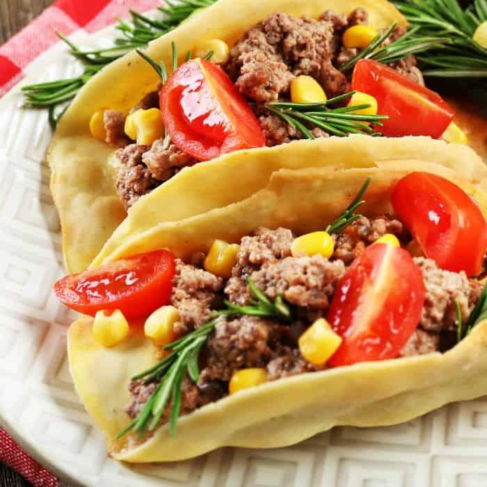 easy fajita beef taco recipe sq