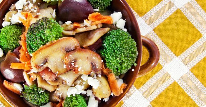 easy mushroom and broccoli stir fry recipe fb