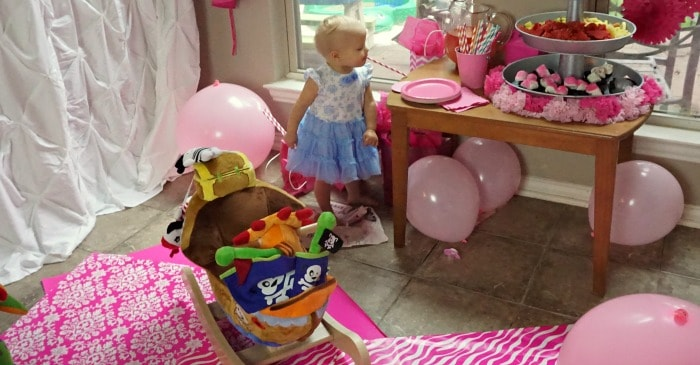 easy rocking princess party idea fb