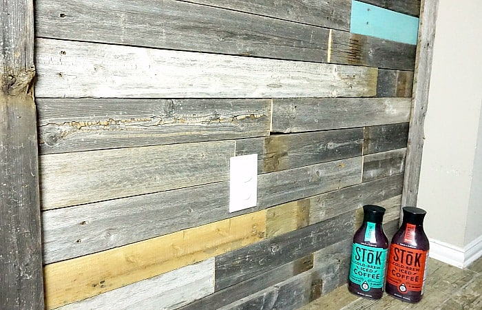 how to build a pallet wall in one day fea