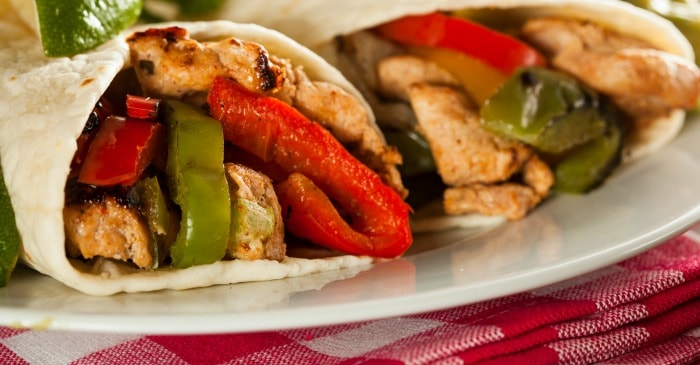 how to make chicken fajitas like at a restaurant fb