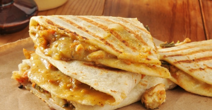 how to make quesadillas at home fb