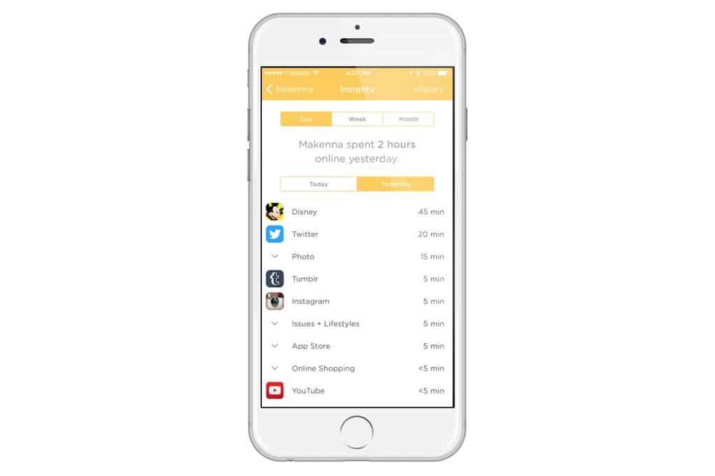 iOS Screen 3