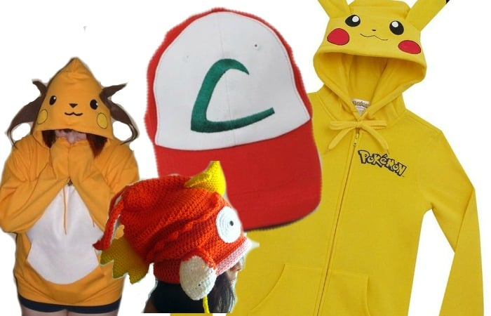 pokemon GO! clothes fea