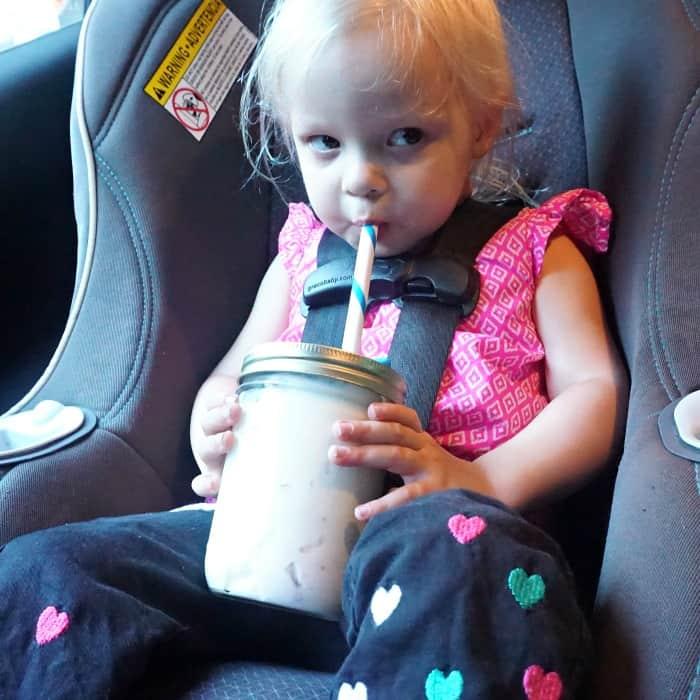 road trip milkshake sq
